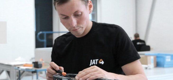 Jenaer Antriebstechnik, der Spezialist für maßgeschneiderte Antriebslösungen, auf der MOTEK 2018