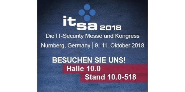Axis Communications auf der it-sa 2018 in Nürnberg