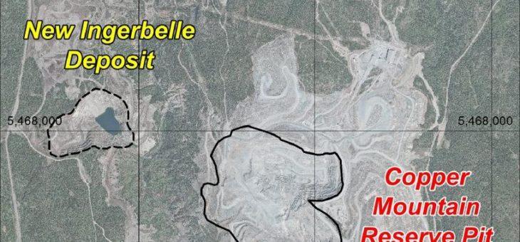 Copper Mountain schliesst Phase-2-Bohrprogramm auf New Ingerbelle mit weiteren positiven Ergebnissen ab