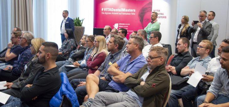 Erfolgreiche Premiere der VITA Dental Masters in München