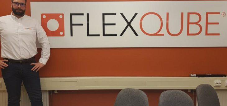 Neues FlexQube Team in Deutschland einsatzbereit!