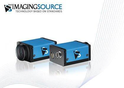 Neue 9 & 12 MP Industriekameras mit GigE ix Industrial® Ethernet Schnittstelle