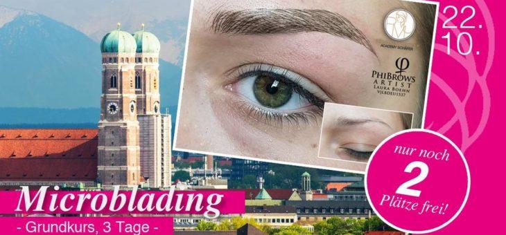 Kosmetikschule Schäfer startet im Oktober erneut Microblading Schulung in München