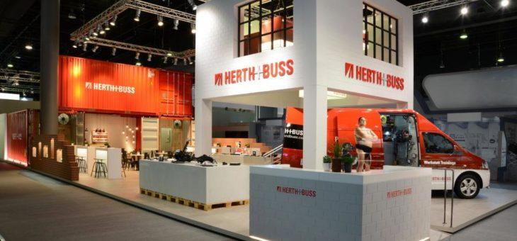Herth+Buss auf der Automechanika 2018 – Ein Level weiter!
