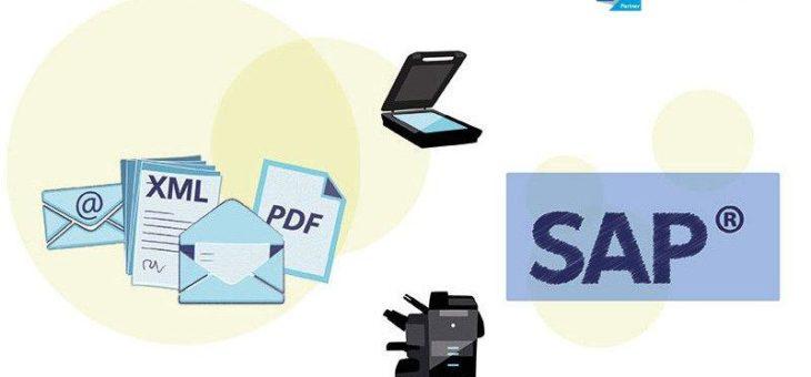 Dokumentenverarbeitung für SAP: Server-Software von inPuncto erhielt ein Upgrade