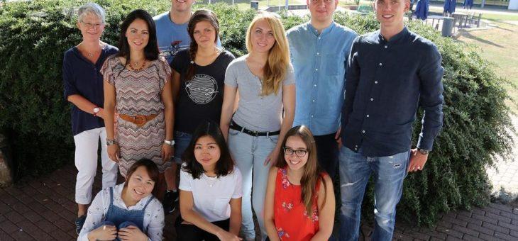 Guter Start für internationale Studierende