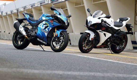 GSX-R1000 und GSX-R1000R
