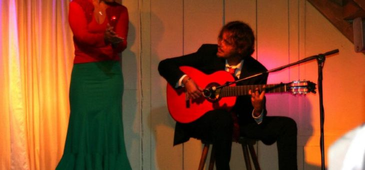 13./14. Oktober: Flamenco-Wochenendworkshop mit Ari la Chispa aus Berlin