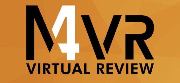 M4 VIRTUAL REVIEW bringt die Planung auf das nächste Level