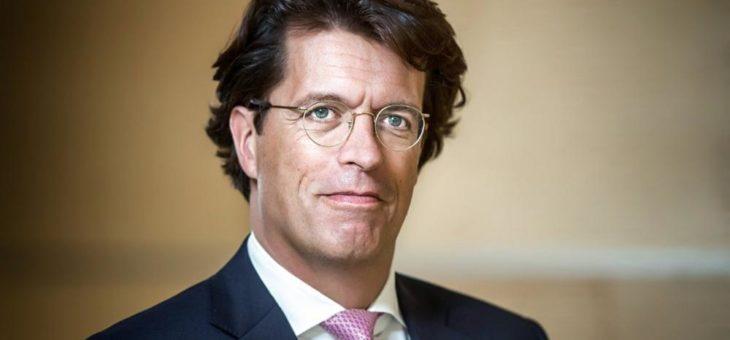 Klaus Rosenfeld für weitere fünf Jahre zum Vorstandsvorsitzenden der Schaeffler AG bestellt