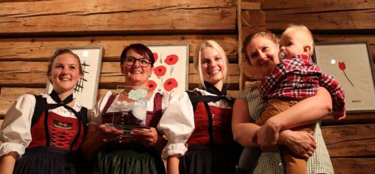Krautinger des Jahres geht an Familie Schellhorn