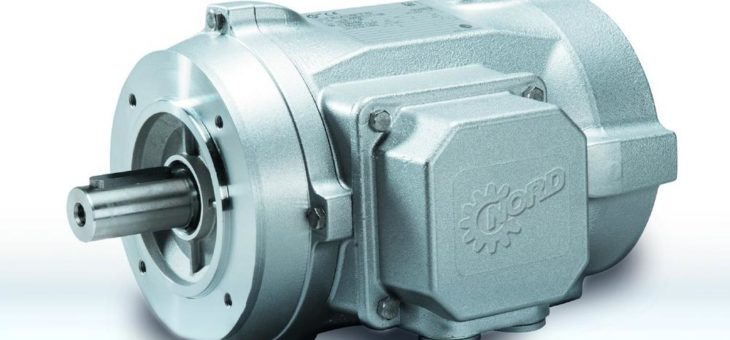 Glattmotoren von NORD DRIVESYSTEMS mit neuer Motorbaugröße