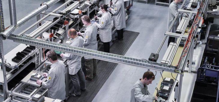 Seit über 30 Jahren Erfahrung, Kompetenz und Innovationen: NORD Electronic DRIVESYSTEMS GmbH, ein Unternehmen der NORD DRIVESYSTEMS Gruppe