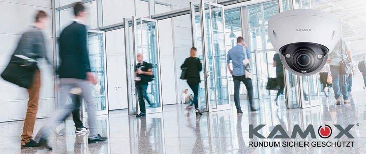 Kamox: Überwachungslösungen vom Experten – jetzt mit neuer Webseite