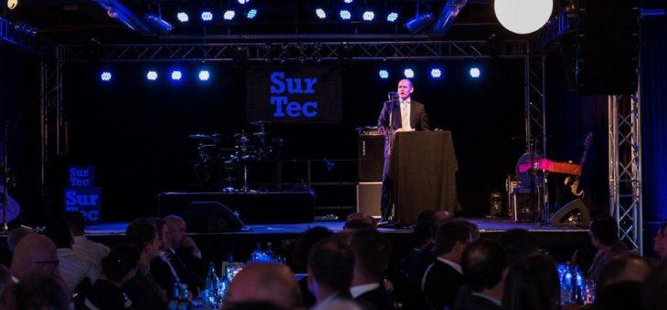SurTec feiert 25-jähriges Jubiläum