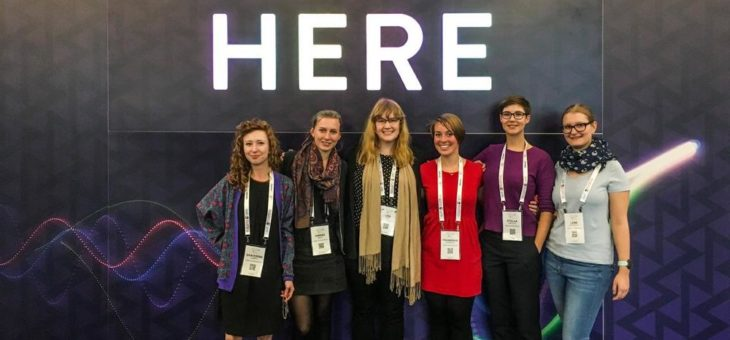 Grace Hopper Celebration: HSB-Informatikstudentin reist zur weltgrößten IT-Messe für Frauen in den USA