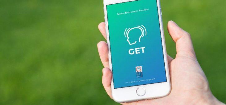 FLYACTS GmbH steht mit App zur Diagnose von Gehirnerschütterungen im Finale des Health-i Award