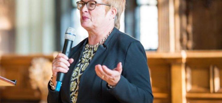Die HSB begrüßt ihre Erstsemester im Bremer Rathaus