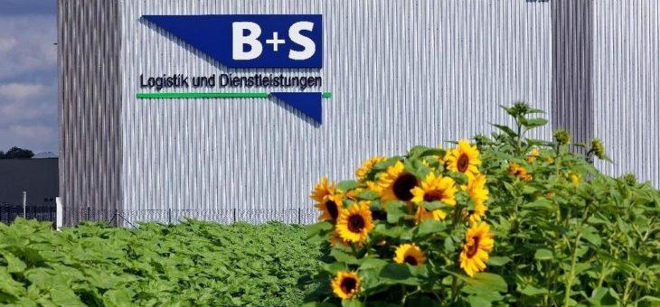 B+S Logistik steht nicht still: Neubau bei Nürnberg