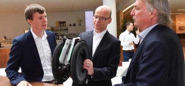 """Schaeffler setzt auf Start-ups: """"Gemeinsam schneller, beweglicher, mutiger"""""""