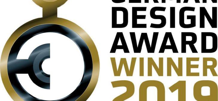 "BURDA Perfectclime® ist ""WINNER"" des GERMAN DESIGN AWARD 2019"