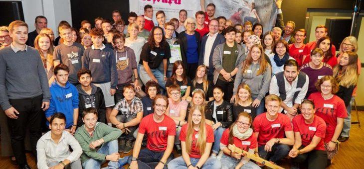 Jugenddiakoniepreis Baden-Württemberg ehrt Engagement von Jugendlichen