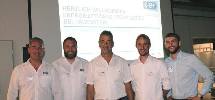 Gemeinsame Keff-Veranstaltung in Gschwend