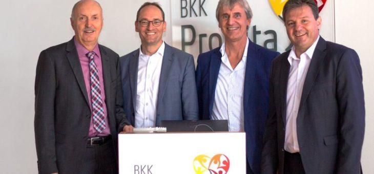 Gesundheitstag der BKK ProVita zur Rückengesundheit