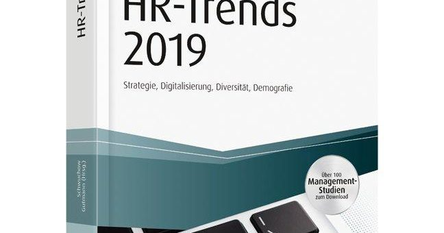 """Fachbuch """"HR-Trends 2019"""" erschienen"""