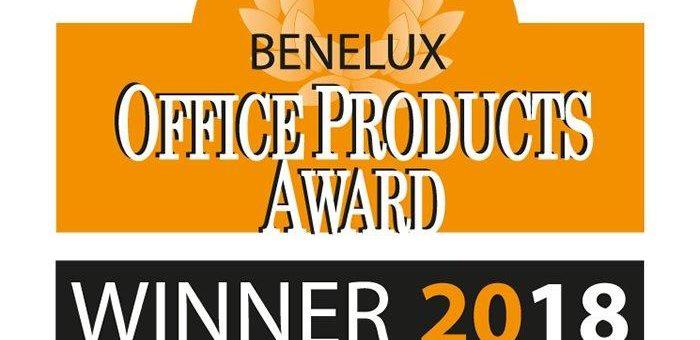 HSM gewinnt Benelux Office Products Award 2018
