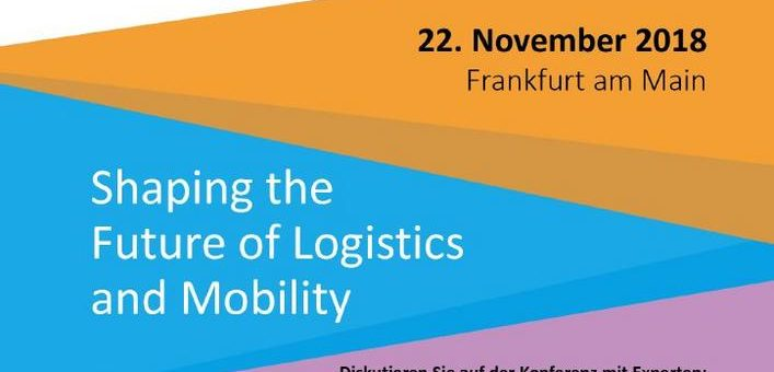 Shaping the Future of Logistics and Mobility – Logistics Digital Conference (LDC!) auf der Hypermotion