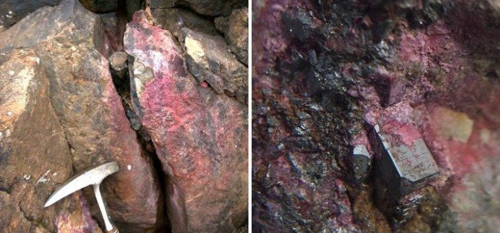 Go Cobalt vergrößert nach Explorationserfolg Monster-Liegenschaft