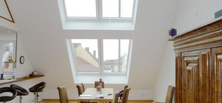 Städtischer Wohnungsbau im Zeichen der Verdichtung: Ausbau von Dachgeschossen großzügig gestalten
