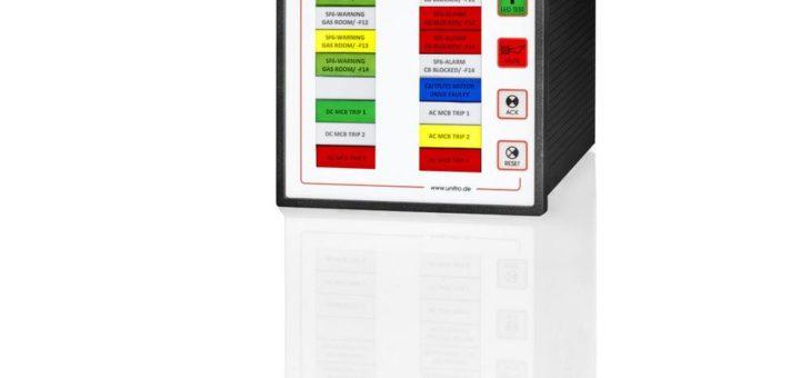 UNITRO präsentiert einen weiteren Meilenstein  der Störmeldetechnik:  WA16 Windows Alarm Annunciator