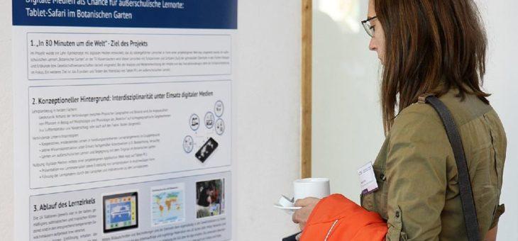 Lehren und Lernen mit digitalen Medien im Fokus