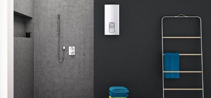 Neue Anforderungen an Durchlauferhitzer in Duschanwendungen