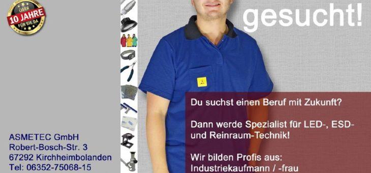 Ausbildung zum Industriekaufmann/-frau