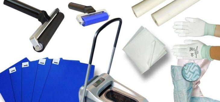 METOCLEAN Reinraum-Verbrauchsmaterialien in bester Qualität