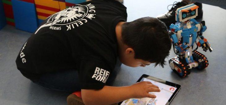 Mit den richtigen Partnern Chancen entwickeln – Kinder-Uni+ an der Hochschule Worms