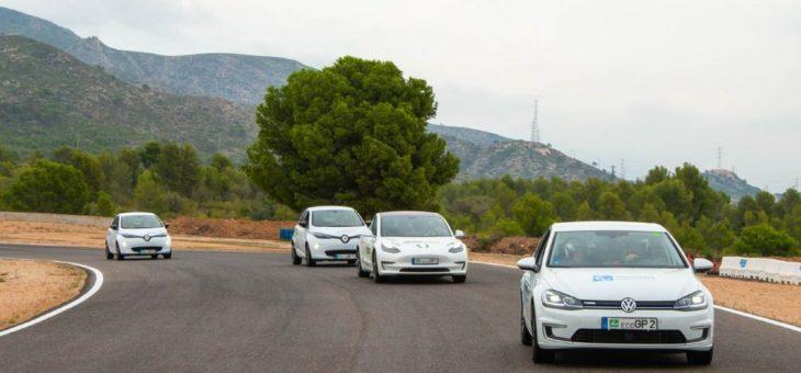 Erstes 24-Stundenrennen für Serien-Elektrofahrzeuge in Oschersleben