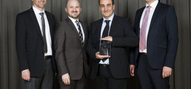 Pierburg erhält VQE-Award von Volvo