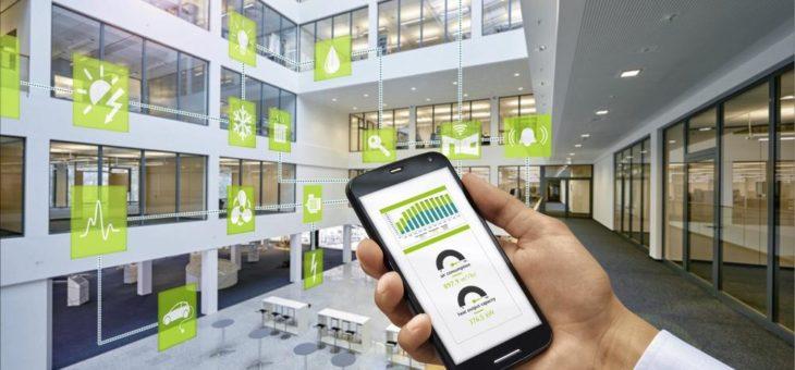 Gebäudeautomation für Rechenzentren auf Data Centre World Frankfurt 2018