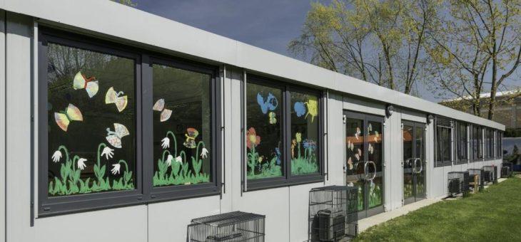 Flexible Räume für die Kinder von Niestetal