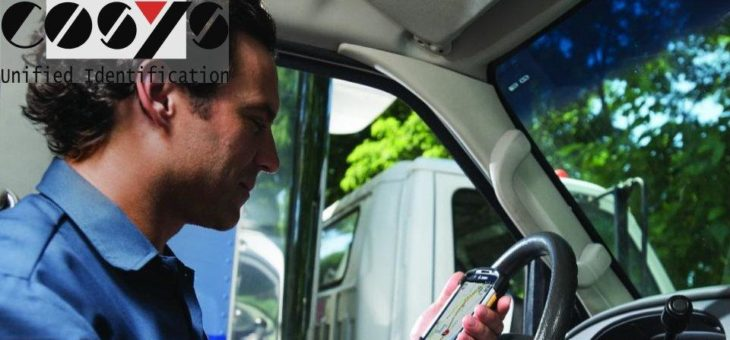 Fahrverkauf und mobile Geräte
