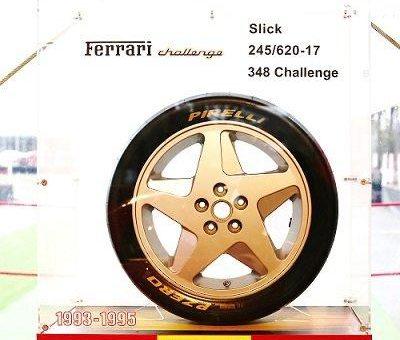 Pirelli präsentiert die technische Entwicklung der Ferrari GT-Reifen bei den Ferrari Finali Mondiali