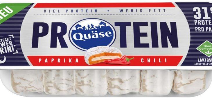 Quäse Protein Paprika-Chili