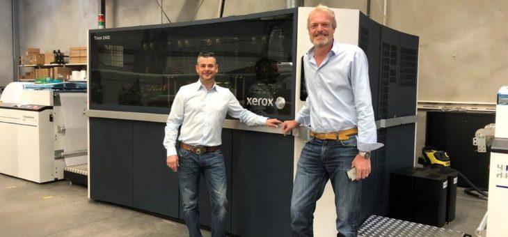 Drescher in Offenburg installiert drittes high-speed Vollfarb-Inkjetsystem