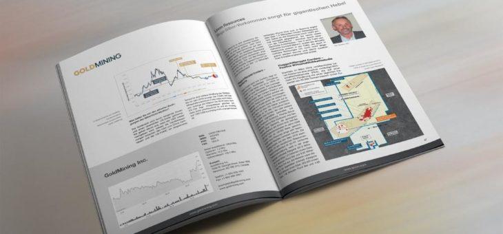 Edelmetall Report 2019: Neue und relevante Informationen zum Download