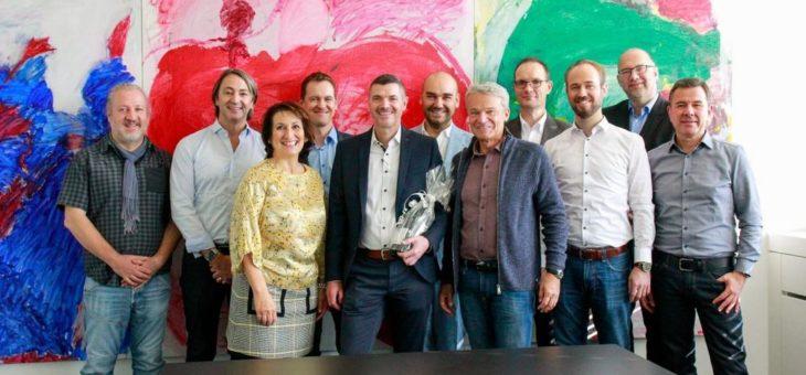25 Jahre Pioniergeist für und mit Meyle+Müller – unser Geschäftsführer Peter Schellhorn feiert Jubiläum!