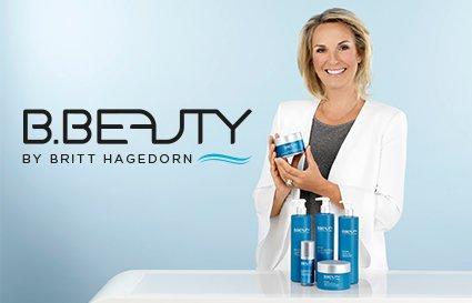 """""""Ein Meer an Pflege"""" – Britt Hagedorn ab November mit eigener Kosmetikmarke bei CHANNEL2"""